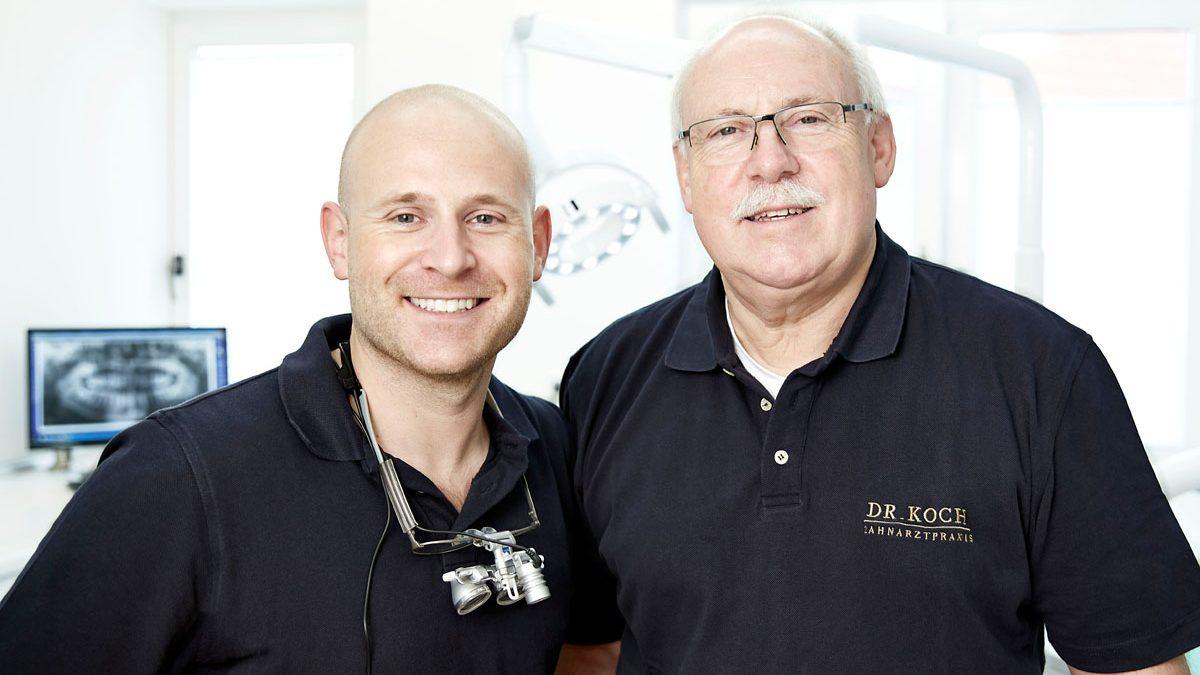 Zahnarztpraxis Dr. Koch – 30 Jahre Berufserfahrung und innovative Ideen